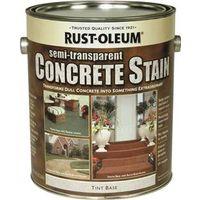 Rust-Oleum 239418 Semi-Transparent Concrete Stain