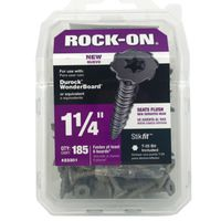 Rock On 23300 Cement Board Screw