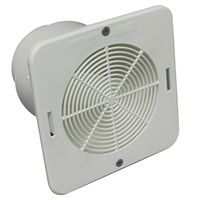 SOFFIT EXHAUST VENT WHITE
