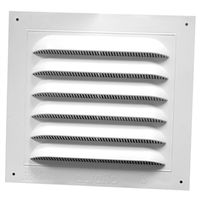 GABLE VENT 8X8IN STANDARD SQ