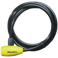 Master Lock 8154DPF Cable Lock