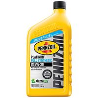 Pennzoil Platinum 550022689 Full Synthetic Motor Oil