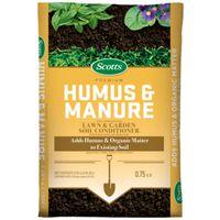 HUMUS & MANURE PREM 0.75CU FT