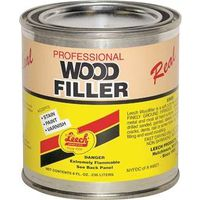 Leech LWF-68 Superior Grade Wood Filler