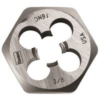 Hanson 9439 Machine Screw Hexagonal Die