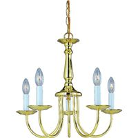 Boston Harbor Williamsburg RF01 Chandelier