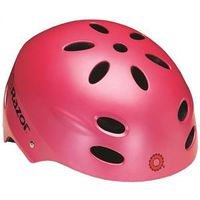 HELMET YOUTH SATIN PINK RAZOR