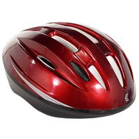 HELMET ADULT BLACK CHERRY