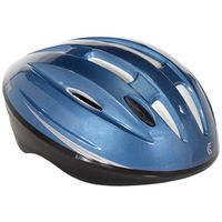 HELMET YOUTH STEEL BLUE