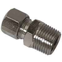 Plumb Pak PP72PCLF Straight Pipe to Tube Adapter