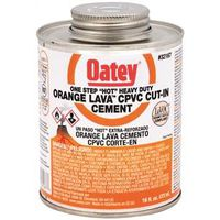 Oatey 32167 Hot Orange Lava