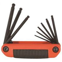 Ergo-Fold 25919 Medium Ergonomic Fold-Up Hex Key Set