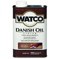Rustoleum 65741H Watco Interior Danish Oil Finish