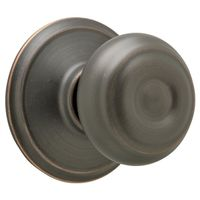 Schlage F10VGEO716 Round Door Knob Lock