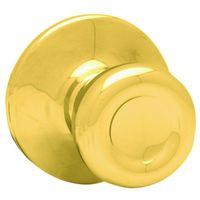 Kwikset Tylo 200T3CPRCLRCS Signature Round Door Knob Lock