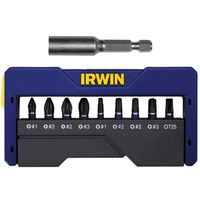 Irwin 1866983 Insert Screwdriver Bit Set
