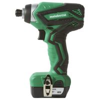 Hitachi WH10DFL2 Cordless Impact Driver Kit