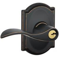 ENTRY ACCENT AGED BRONZE CAMEL