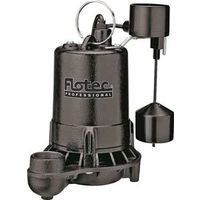 Flotec E75VLT Professional Submersible Sump Pump