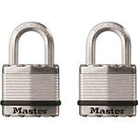 Master Lock M1XT Laminated Padlock