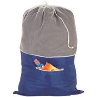 BAG LAUNDRY JUMBO 30X40 BLUE
