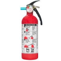 EXTINGUISHER FIRE RED 5-B:C