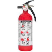 EXTINGUISHER FR RED 1-A:10-B:C