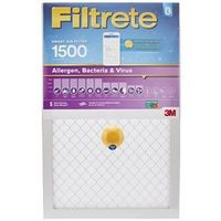 FILTER AIR 1500MPR 20X25X1IN