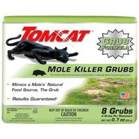MOLE KILLER GRUB BAIT BOX 8PK