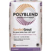 Polyblend PBG38125 Sanded Tile Grout?