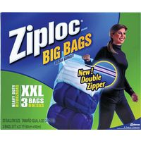 SC Johnson 65645 Ziploc Storage Bags