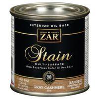 STAIN MSRFC GRAY CASHMRE 1/2PT