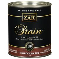 STAIN MSRFC MOROCCAN RED 1QT