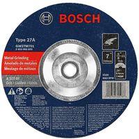 Bosch GW27M701 Type 27 Depressed Center Grinding Wheel