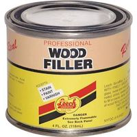 Leech LWF-67 Superior Grade Wood Filler