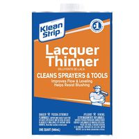 Klean-Strip QML170 Lacquer Thinner
