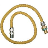 Brass Craft CSSD44E-60P Gas Appliance Connectors