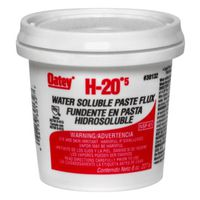 Oatey H-205 Water Soluble Flux