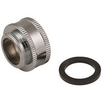 Plumb Pak PP800-64LF Dual Threaded Faucet Aerator Hose Adapter
