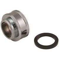 Plumb Pak PP800-64LF Dual Threaded Faucet Aerator Hose Adapter