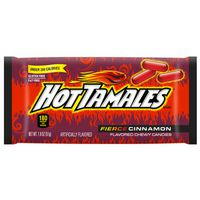 Hot Tamales HTCOUNT24 Chewy Candy