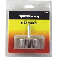 WHEEL FLAP MOUNT 60 GRIT 3X1IN