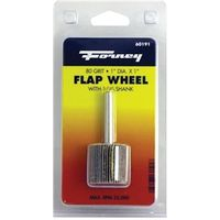 WHEEL FLAP MOUNT 80 GRIT 1X1IN