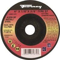 WHEEL GRIND TYP27 MTL4X1/8X5/8