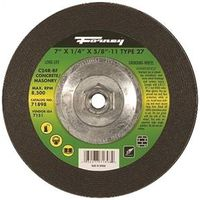 WHEEL GRIND MASONRY TYPE27 7IN