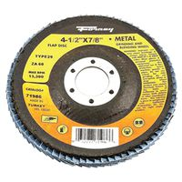 DISC FLAP TYPE29 60GRIT 4.5IN