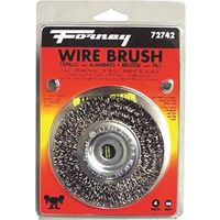BRUSH WIRE WHEEL CRS 4X.012IN
