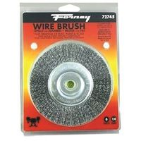 BRUSH WIRE WHEEL CRS 6X.012IN