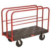 Rubbermaid FG446800BLA Commercial Sheet and Panel Truck