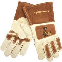 GLOVES WELDING MENS X-LARGE